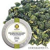 阿里山烏龍 特級 清香 春摘み30g缶入