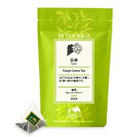 巨峰(緑茶)ティーバッグ10個パック入
