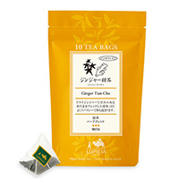 ジンジャー甜茶ティーバッグ10個パック入