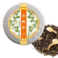 香片茶20g定番デザインプチ缶入