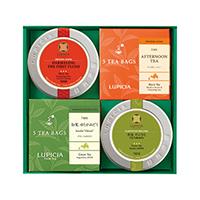 紅茶・日本茶 4種