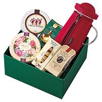 紅茶とお菓子と茶器「雪待(ゆきまち)」