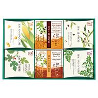 健康茶6種「美養(びよう)」