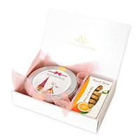 WEDDING 50g缶 (鳩)&ロンポワン (ダージリン&オレンジ)