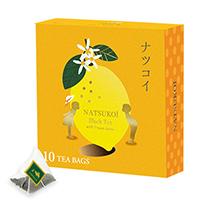 ナツコイティーバッグ10個限定デザインBOX入