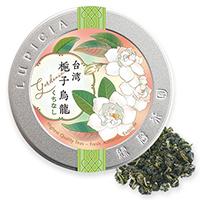 台湾くちなし烏龍40g限定デザイン缶入