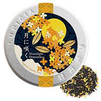 月に咲く40g限定デザイン缶入