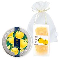 緑茶とお菓子「彩り」
