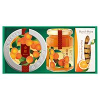 紅茶とお菓子「秋うらら」