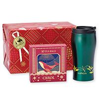 紅茶と茶器「サパン」