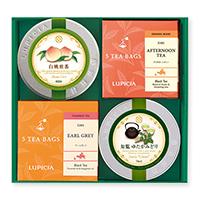 お茶4種「百福」