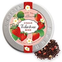 とちおとめ 〜苺の紅茶〜50g限定デザイン缶入