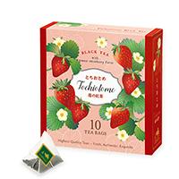 とちおとめ 〜苺の紅茶〜ティーバッグ10個限定デザインBOX入
