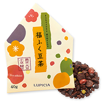 福ふく豆茶