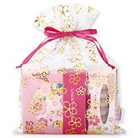ローカフェイン紅茶とお菓子「春風」