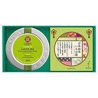 烏龍茶と日本茶詰め合わせ「青葉」