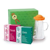 お茶と茶器「サマーリゾート」