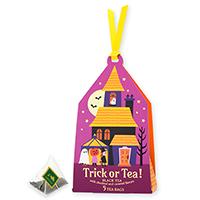 Trick or Tea! ティーバッグ5個限定デザインBOX入(ピンク)