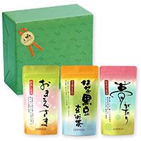 日本茶3種「福寿」(ふくじゅ)