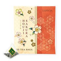 さくら焙じ茶ティーバッグ10個限定パッケージ入
