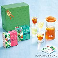 お茶と茶器「バード パラダイス」