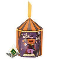 トリック オ ティーティーバッグ5個 限定デザインBOX入オレンジ