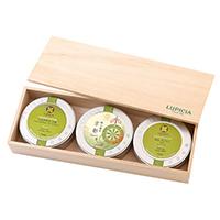 特選 日本茶3種木箱入