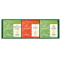 ティーバッグ3種詰め合わせ(紅茶・日本茶・烏龍茶)