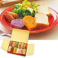コロポックルの食パン 12種セット (フルーツ&スパイス)