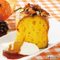 ニセコかぼちゃのパウンドケーキ