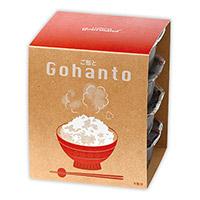 Gohanto4種セット vol.1