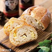 羊蹄山麓ビールのパン(チーズ&ペッパー)