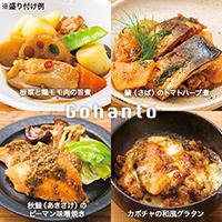 季節のGohanto4種セット「実り」