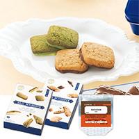 ジュールス・デストルーパー デリス 2種セットと紅茶