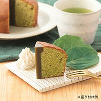 柿専門店のKAKIHAケーキ