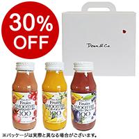 【ボンマルシェ】Dean&Co. 果実の恵みジュースセット