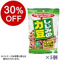 【ボンマルシェ】しじみの力豆×5