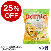 【ボンマルシェ】タヤス レモンキャンディー×3