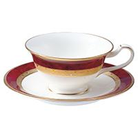 ノリタケ ヘミングウェイ ティー・コーヒー碗皿