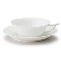 花のかたち 紅茶碗皿