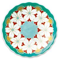 オリジナル 豆皿 桜万華(さくらばんか)