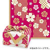 オリジナル風呂敷 桜市松