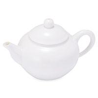 白磁 茶壺(ちゃふう)