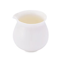 白磁 茶海(ちゃかい)