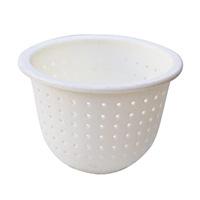 シリコン製茶こし(取り換え用)ホワイト