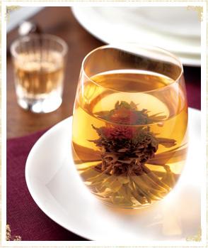 食前茶 アペリティーでおもてなし!